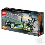 Lego Dragster Constructor