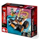 Конструктор Lego Швидкий автомобіль