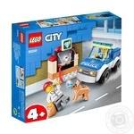 Конструктор Lego Полицейский отряд