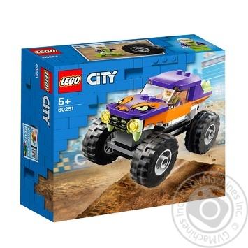 Конструктор Lego  Грузовик монстр