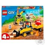 Конструктор Lego Строительный бульдозер