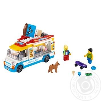 Конструктор Lego Фургон з морозивом - купити, ціни на Метро - фото 2