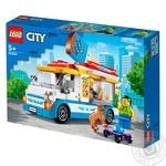 Lego Ice cream van Constructor