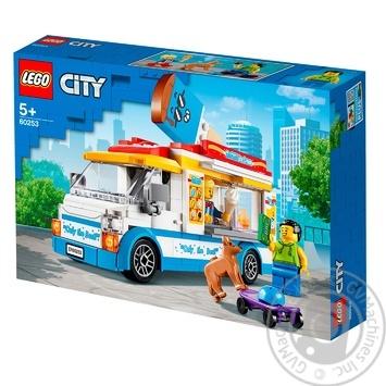 Конструктор Lego Фургон з морозивом - купити, ціни на Novus - фото 1