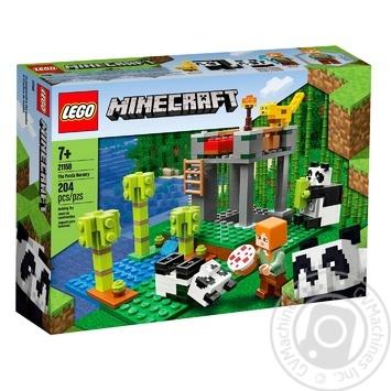 Конструктор Lego  Ферма панд