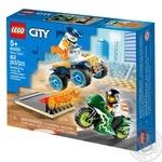 Конструктор Lego Каскадеры