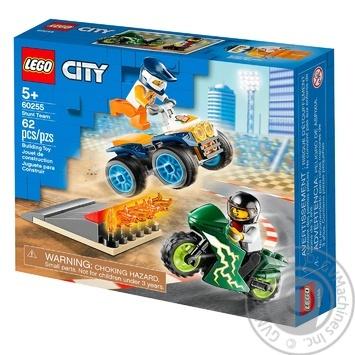 Конструктор Lego Каскадери