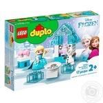 Lego Elza and Olaf Constructor