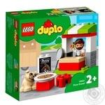 Lego Pizza store Constructor