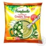 Овочі Bonduelle для крем супу Зелений 400г - купити, ціни на МегаМаркет - фото 1