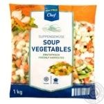 Metro chef frozen for soup vegetable 1000g