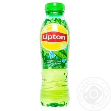 Напиток Lipton Чай холодный зеленый 0,5л