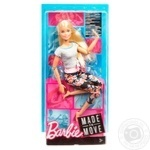 Кукла Barbie Двигайся как я в ассортименте - купить, цены на МегаМаркет - фото 5