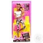 Кукла Barbie Двигайся как я в ассортименте