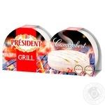 Сыр President Camembert Grill 60% 90г*2шт