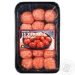 Terra Rich Meatballs of lamb semi-finished products cooled