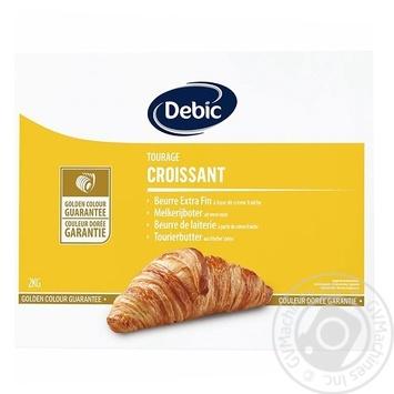 Масло Debic для круассанов 82% 2кг