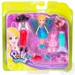 Кукла Barbie Fashion&Polly Pocket