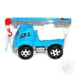 Technok Toy Mobile crane in stock
