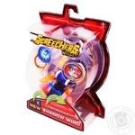 Screechers Wild Shadow Wind Toy-transformer