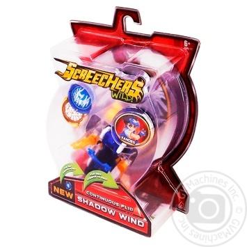 Іграшка-трансформер Screechers Wild Shadow Wind