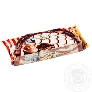 Пирог Dan Cake  Halfmoon Мраморный 350г
