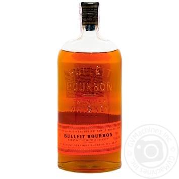 Bulleit bourbon 45% 0,7l - buy, prices for Novus - image 3