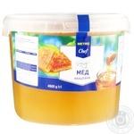 Мед Metro Chef Акациевый (монофлорный) первый сорт 4,5кг