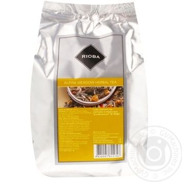 Tea Rioba Alpine Meadow Herbal Tea 250g