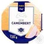 Macro Chef Camembert cheese 120g