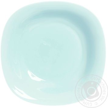 Luminarc Carine Light Turquoise Plate 27cm - buy, prices for Tavria V - image 1