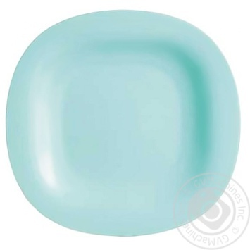 Тарелка Luminarc Carine Light Turquoise 19см