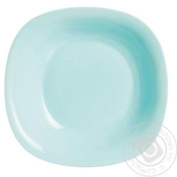 Тарелка Luminarc Carine Light Turquoise суповая 21см - купить, цены на Таврия В - фото 1