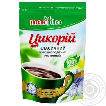 Напій розчинний Macfito цикорій 100г - купити, ціни на МегаМаркет - фото 1