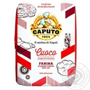 Мука Caputo пшеничная для выпекания 5кг
