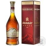 Коньяк армянский Арарат ординарный 5 звезд 40% 1л