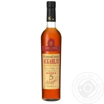Askaneli Brothers V.O. Cognac 0,5l - buy, prices for Novus - image 1