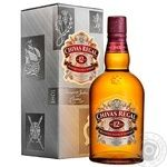 Chivas Regal 12 yrs whisky 40% 0,7l gift box