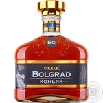 Коньяк Bolgrad 4 звезды 40% 0,5л