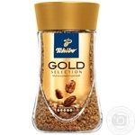 Кава розчинна Tchibo gold 200г