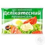 Майонезний соус Чумак Делікатесний Провансаль 180г