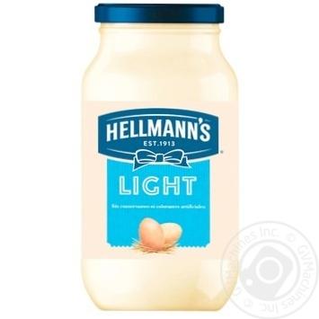 Майонез Hellmann's Легкий 26% 420мл