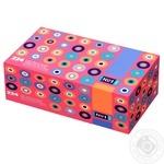 Платки Bella двухслойные коробка 224шт