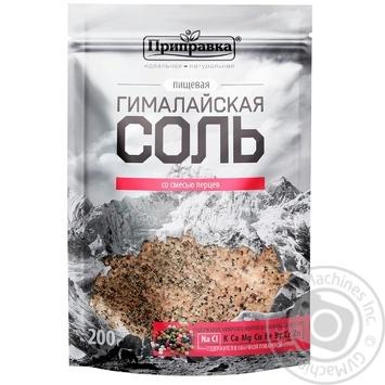 Соль Приправка пищевая гималайская со смесью перцев 200г