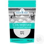 Соль Salute di Mare морская пищевая средняя 750г - купить, цены на МегаМаркет - фото 1