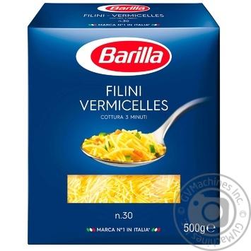 Макарони вермішель Барілла 500г - купити, ціни на Novus - фото 4