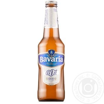 Пиво Bavaria светлое 0% 0,33л Нидерланды - купить, цены на МегаМаркет - фото 1