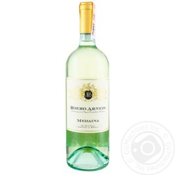 Вино Marchesi di Barolo Medaina Roero Arneis белое сухое 13% 0,75л