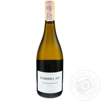 Вино Kaikoura Bay Reserve Совиньон Блан белое сухое 12% 0,75л