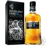 Highland Park 10 Yrs Whiskey 40% 0,7l - buy, prices for Novus - image 1
